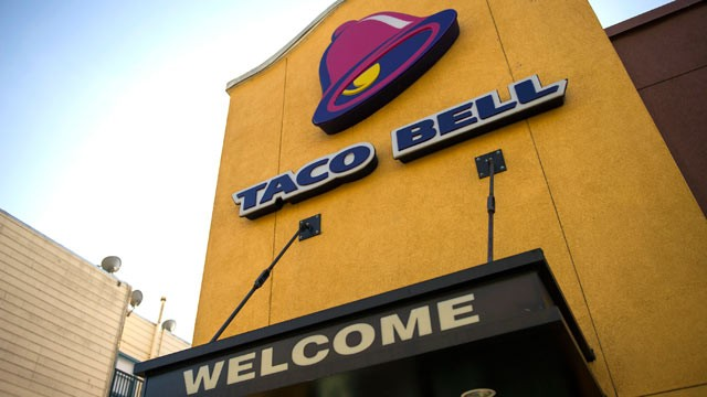 PHOTO: Taco Bell sales began to pick up last year after its Doritos Locos Tacos mashup generated buzz even among food critics.