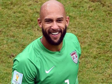 There's No Stopping Goalie Tim Howard's Endorsement Deal Potential