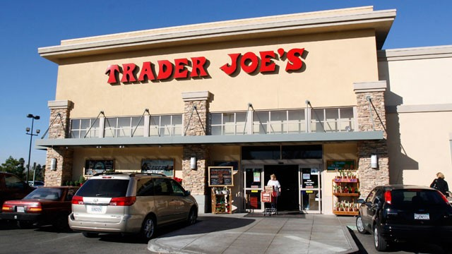PHOTO: A Trader Joe's store in Riverside, CA, Nov. 30, 2006.
