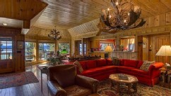 Ty Cobb's Lake Tahoe home on sale