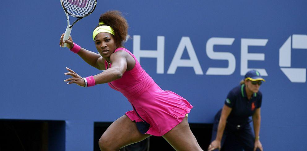 PHOTO: Serena Williams