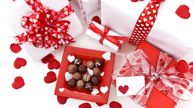 PHOTO: Valentine's Day gift ideas should include chocolate, no matter how long you've been with your sweetheart.