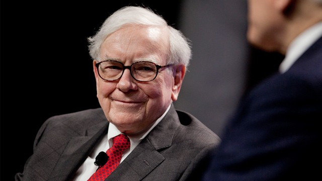 PHOTO: Warren Buffett