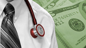 Employee health care costs.