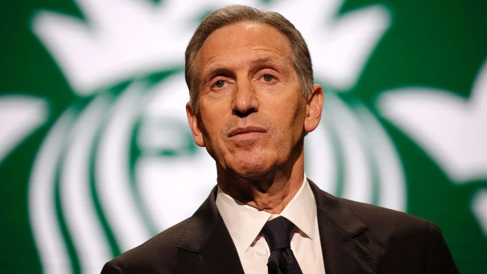 Howard  Schultz : Cutting the corporate tax rate would be 'a mistake'