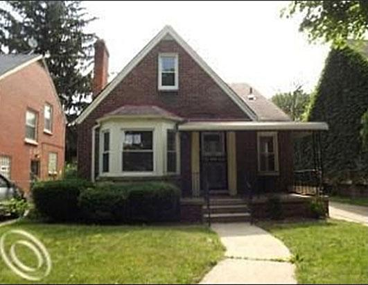 Detroit Homes For Sale