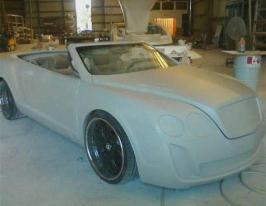The Transformation Chrysler Ford Other Cars Turned Into Bentley