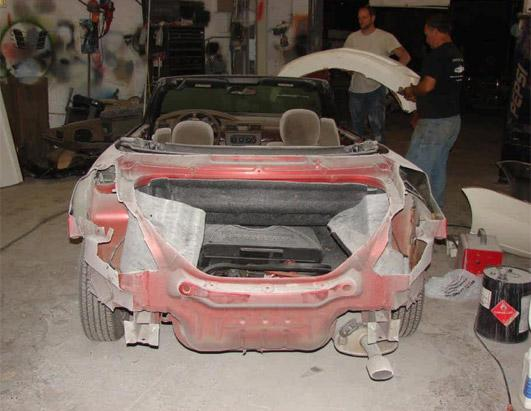 Cars Tranformed Into Bentleys Photos Abc News