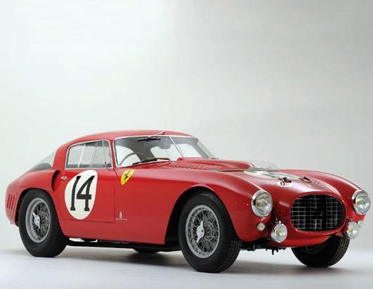 1953 Ferrari Fetches $12.8 Million