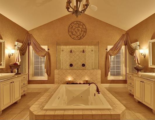 luxurious bathrooms photos abc news - Pictures Of Amazing Bathrooms