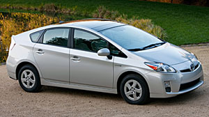 Photo: Report: Toyota to recall 270,000 Prius hybrid vehicles over brake problems in US, Japan
