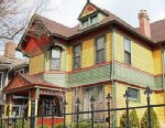 One House, Two House, Red House, Blue House: Dr. Seuss-Like Homes for Sale