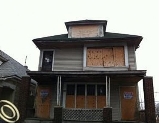 Detroit Homes For Sale Amid Bankruptcy