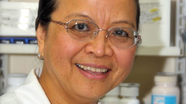 PHOTO: Anhue Doan, 59, was a pharmacist for Walmart until she said she was fired after praying with customers.