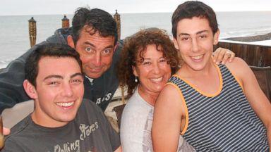 PHOTO: Deborah Kaznelson and family.