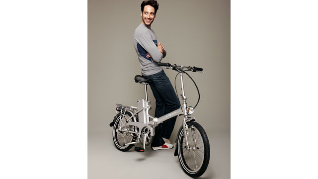 PHOTO: Electric bike
