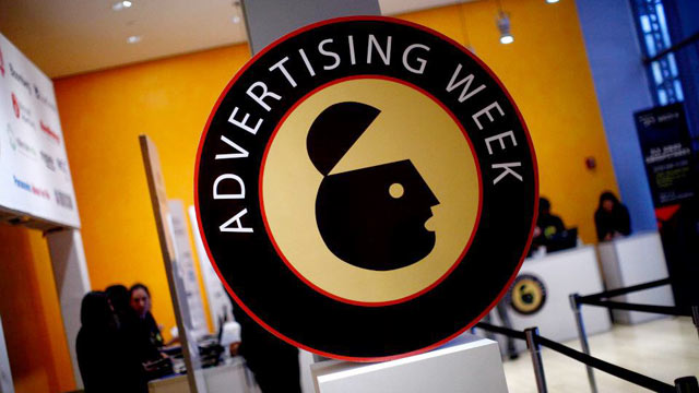 PHOTO: Day 1 of Advertising Week 8 kicked off in New York City, Oct. 3, 2011.