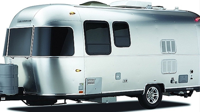 PHOTO: The Airstream Sport RV trailer