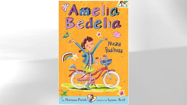 PHOTO: The children's book character, Amelia Bedelia, turns 50 on Jan. 29, 2013. Author Herman Parish is releasing the first two chapter books for the brand.
