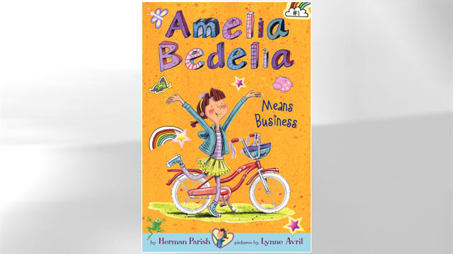 PHOTO: The childrens book character, Amelia Bedelia, turns 50 on Jan. 29, 2013. Author Herman Parish i