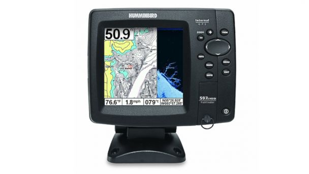 PHOTO: The Humminbird ICE-597ci HD combo is seen in this undated product shot.