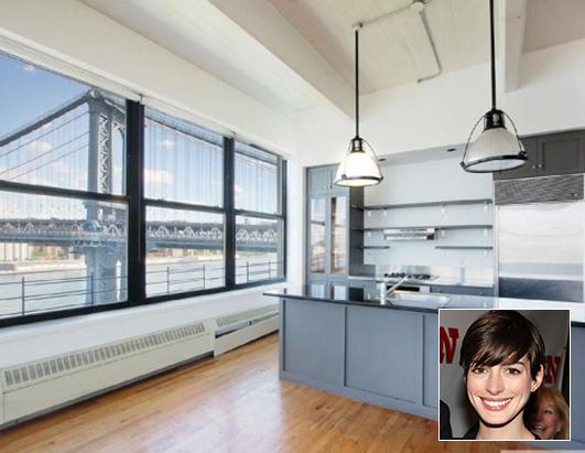 Anne Hathaway's Home Listed