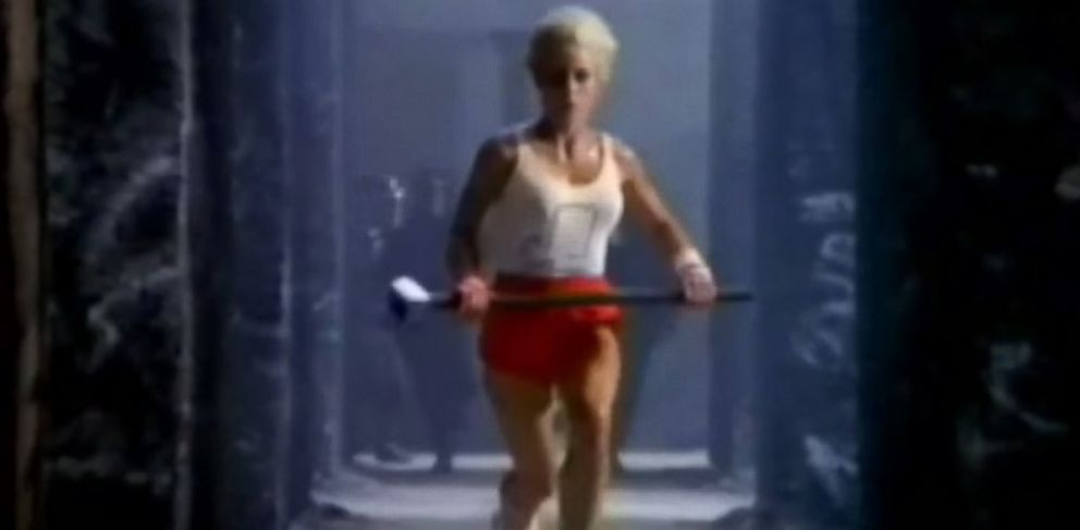 PHOTO: Apples 1984 commercial aired during the Super Bowl in 1984.