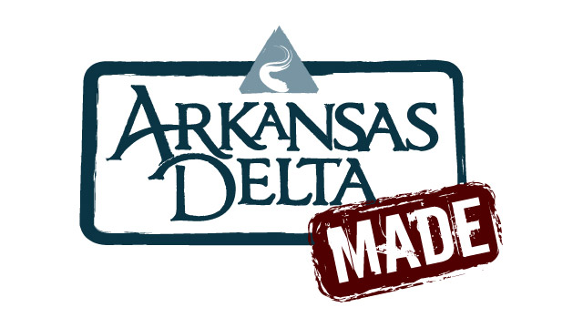 PHOTO: Arkansas DeltaMade logo