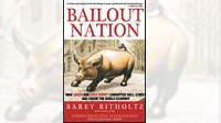 Book Jacket Bailout Nation