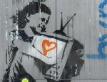 Banksys 1st US Street Art Auctioned for $209K