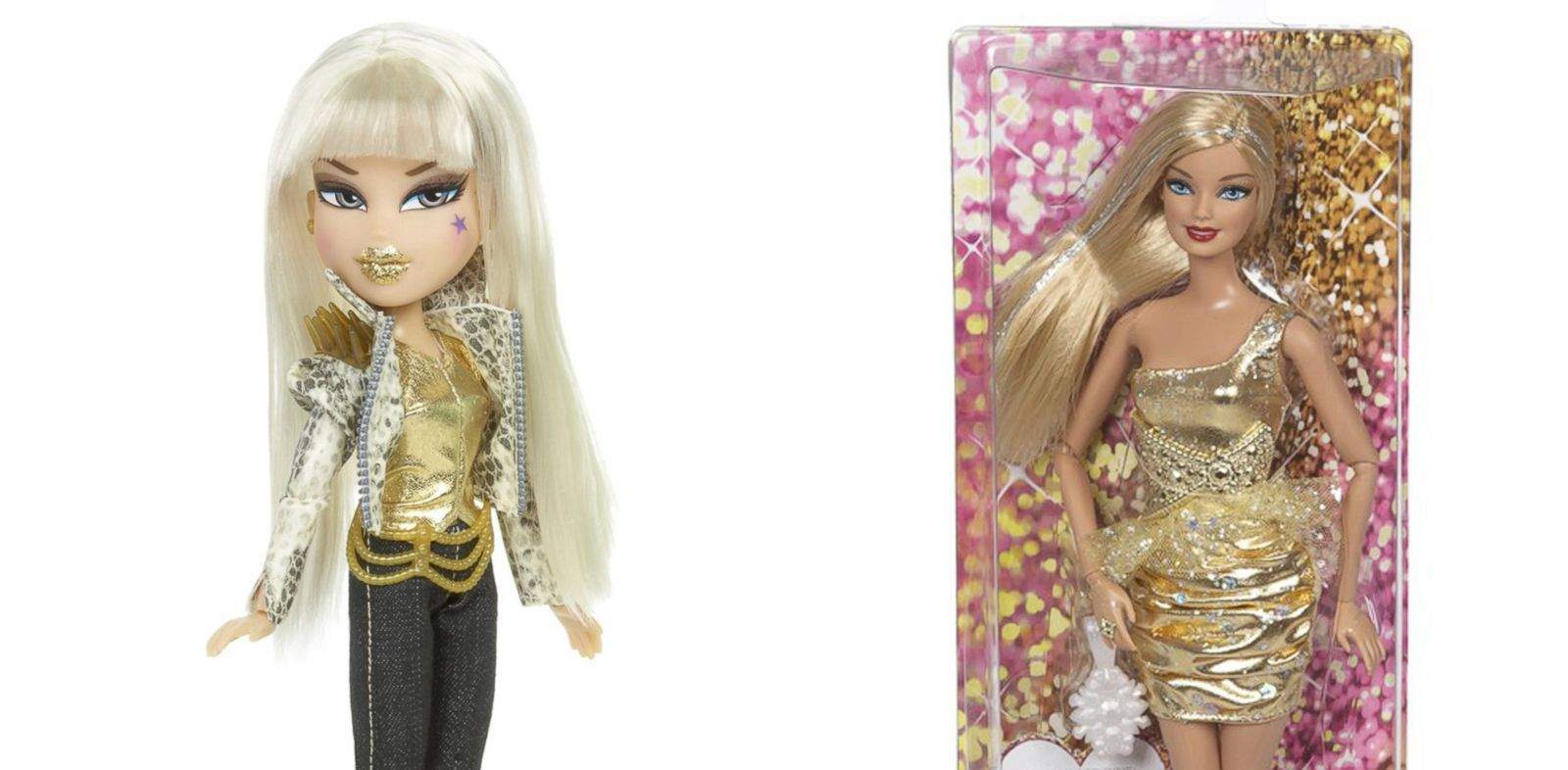PHOTO: A new round began this week in the Bratz vs. Barbie doll maker fight, as MGA Entertainment (Bratz) demanded $1 billion from Mattel (Barbie) in a lawsuit alleging corporate spying.