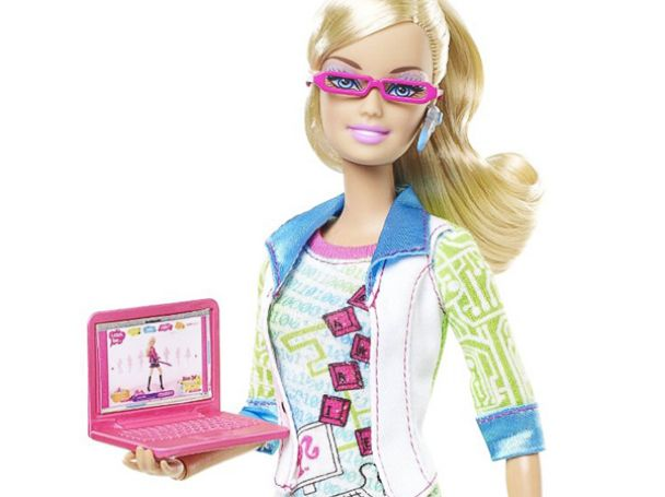 PHOTO: Barbie I Can Be A Computer Engineer Doll