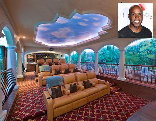 Barry Bonds' L.A. Home Gets Price Cut