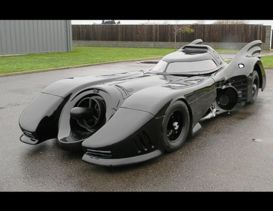 1989 'Batman' Batmobile Up for Auction