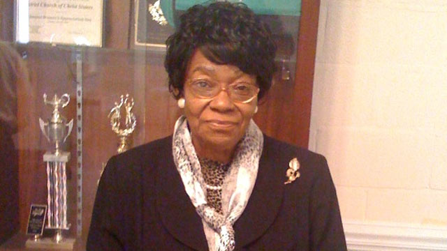 PHOTO: Beatrice McNeill, 77, encountered two property tax lien sales on her home in Washington, D.C.