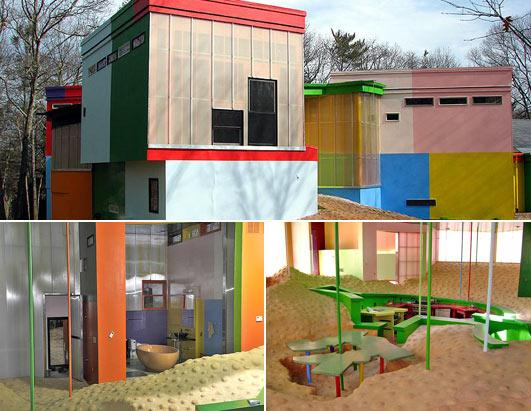 Wacky but Wonderful Homes