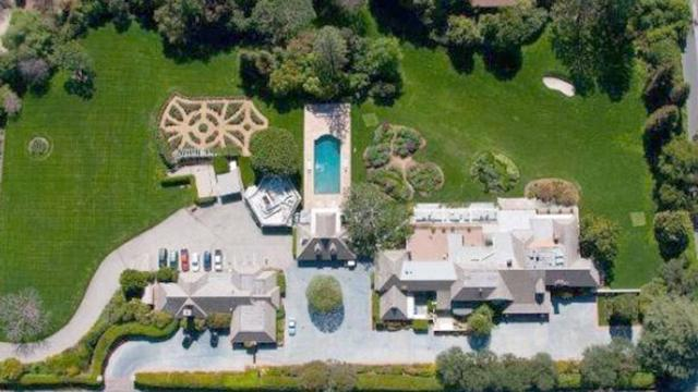 Bob Hope's Estate Up On The Market
