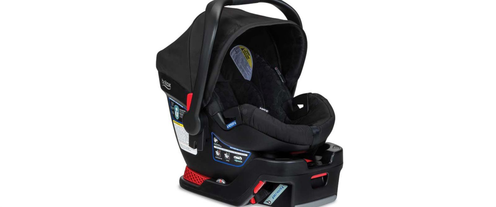 PHOTO: Britax B-Safe 35 and B-Safe 35 Elite infant car seats and travel systems have been recalled.