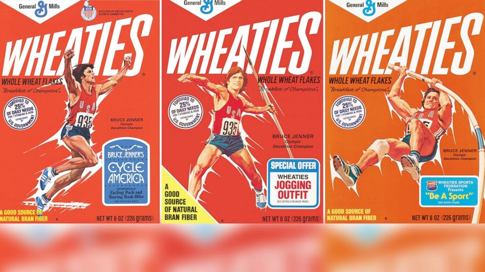 whether you might see caitlyn jenner on wheaties box   abc