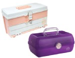 "PHOTO: Caboodles is celebrating its 25th anniversary with the release of a ""vintage 1987"" model called, ""My First Love."""