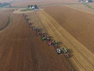 The Amazing Way a Community Rallied Around an Ailing Farmer