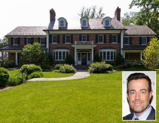 Carson Daly Buys Long Island Home