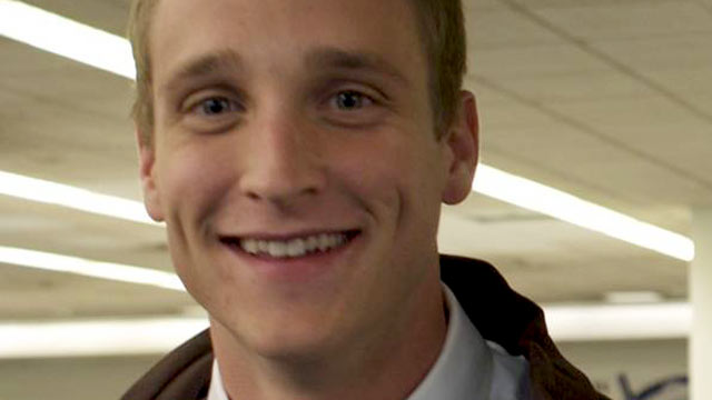 PHOTO: Purdue pre-med student Carter Duggan, 23, is using StickK.com to ace his MCAT exams in May.