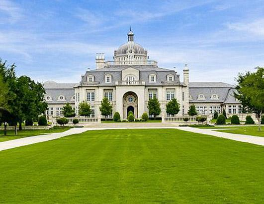 Champ d'Or Mansion for Auction