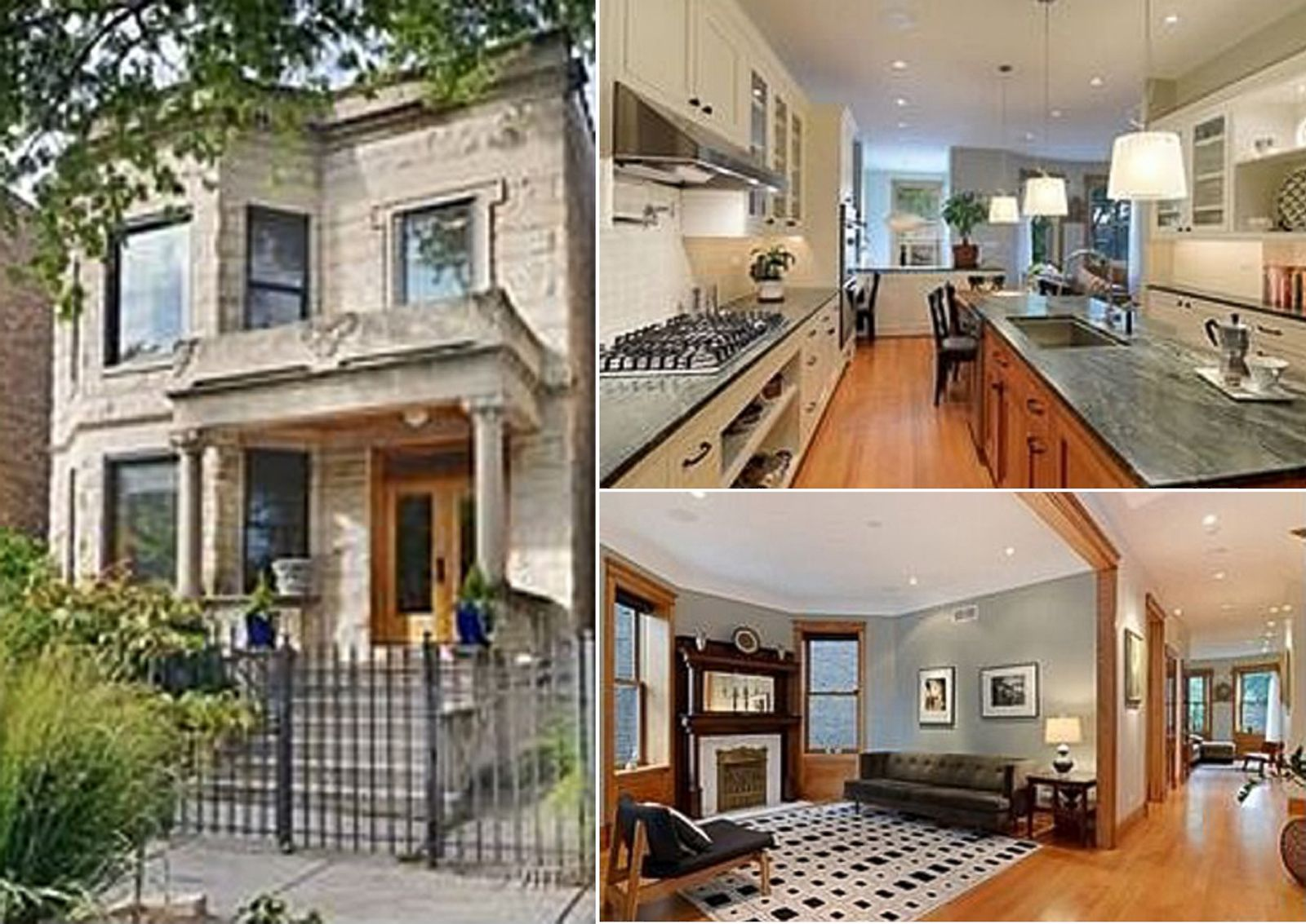 7 renovated row homes for sale photos image 6 abc news for Row houses for sale