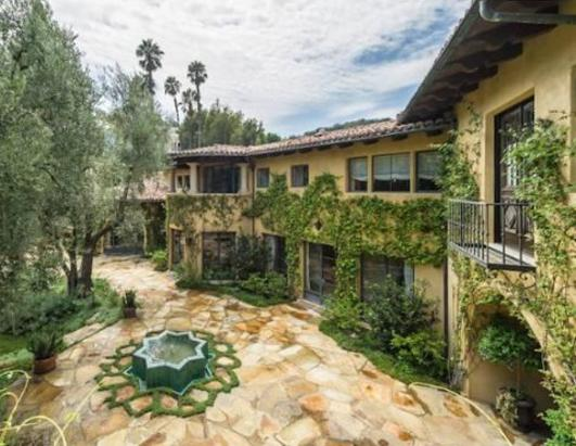 Diva Buys Calif. Estate