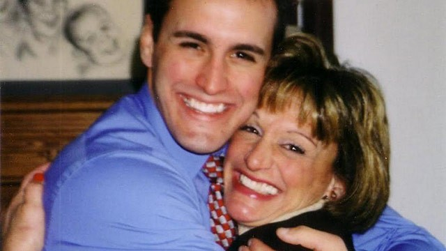 PHOTO: Christopher Bryski, pictured with his mother, Diane, passed away on July 16, 2006 from a traumatic brain injury. His private college loan was discharged six years later.