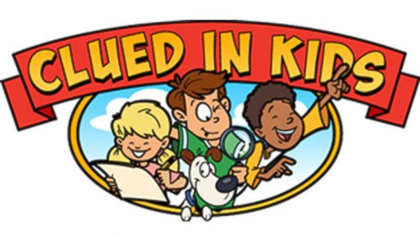 PHOTO: Logo for Clued in Kids.