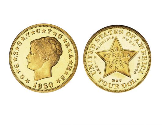 Gold Coin Sold for $2.5 Million