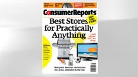 Consumer Reports' July issue